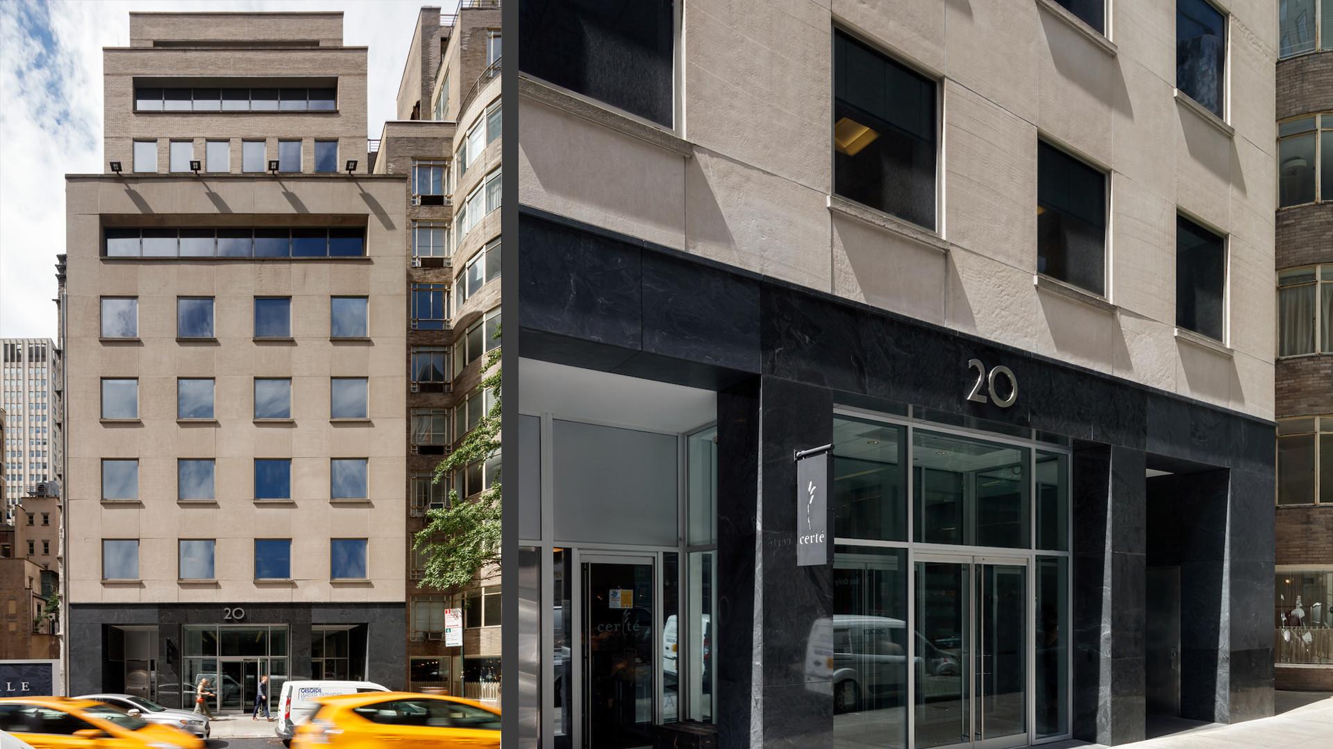 20 West 55th Street